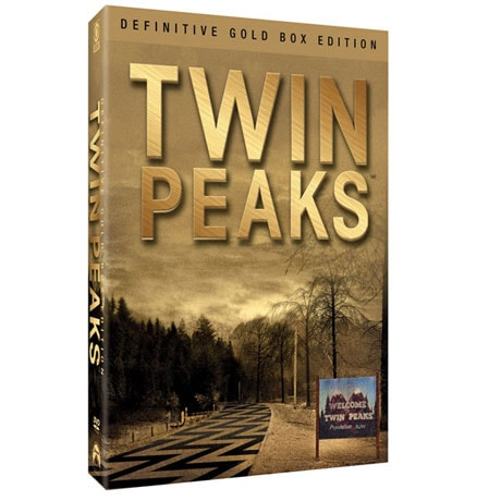 Twin Peaks: The Definitive Gold Box Edition DVD