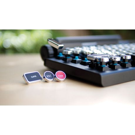 Qwerkywriter Keyboard with Bluetooth