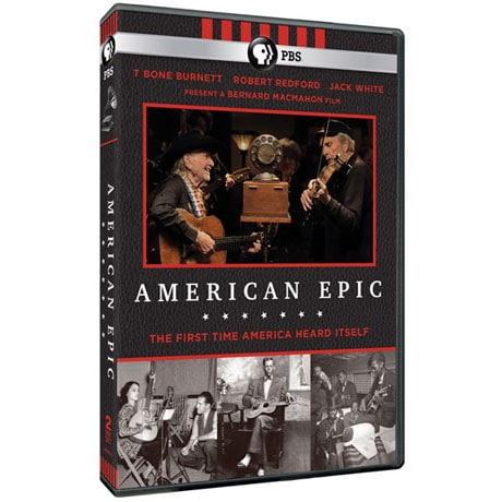 American Epic DVD & Blu-ray