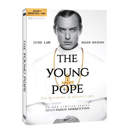 The Young Pope DVD