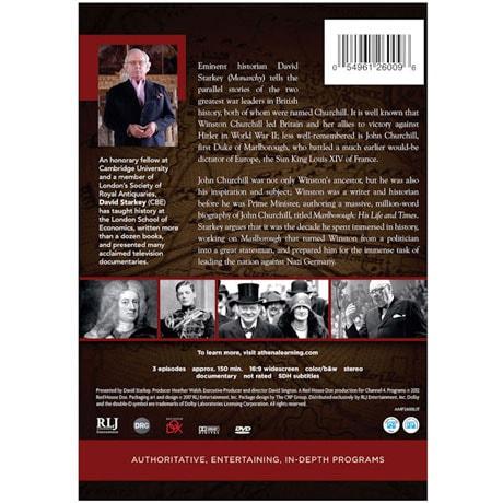 The Churchills DVD