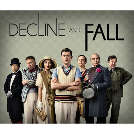 Decline & Fall DVD