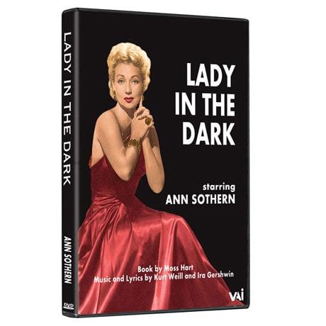 Lady in the Dark DVD