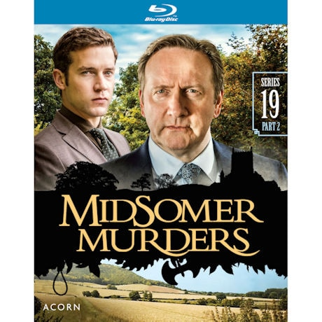 Midsomer Murders: Series 19 Part 2 DVD & Blu-ray