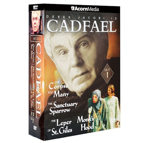 Cadfael: Series 1 DVD