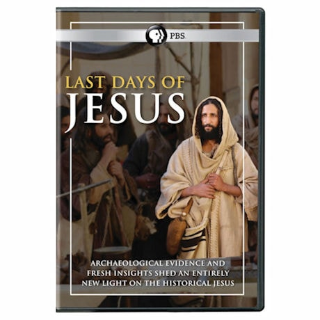 The Last Days of Jesus DVD