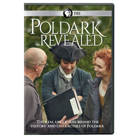 Poldark Revealed DVD