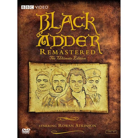 Blackadder Remastered: The Ultimate Edition