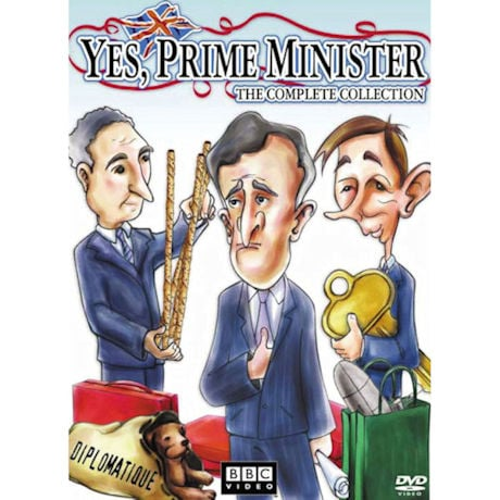 Yes, Prime Minister: The Complete Collection DVD