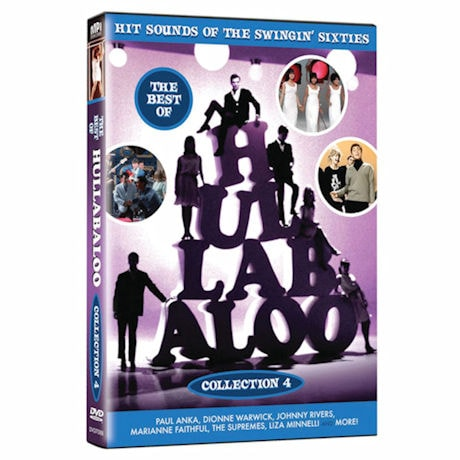 The Best of Hullabaloo: Collection 4 DVD