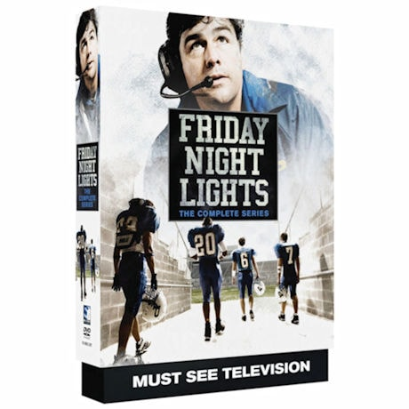 Friday Night Lights: The Complete Series DVD & Blu-ray