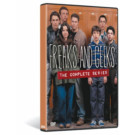 Freaks and Geeks: The Complete Series DVD & Blu-ray