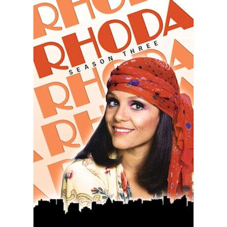 Rhoda: Season 3 DVD