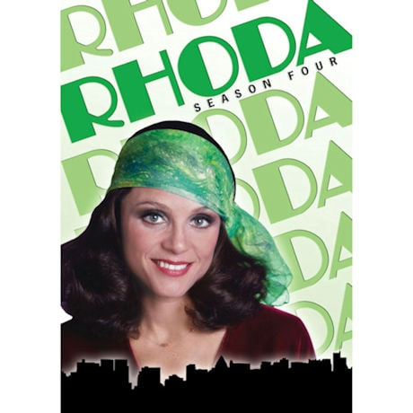 Rhoda: Season 4 DVD