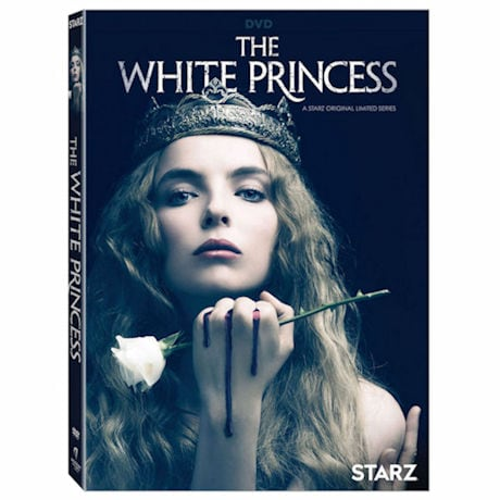 The White Princess DVD