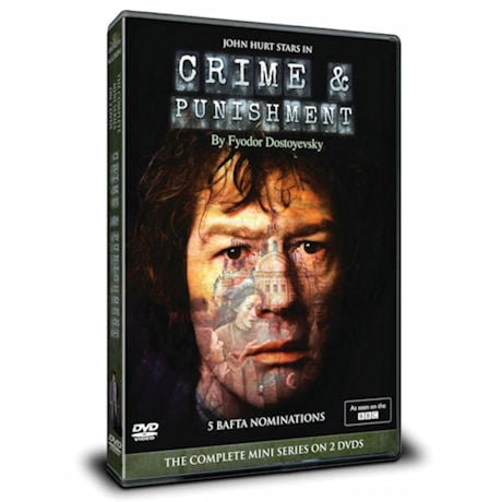 Crime & Punishment DVD