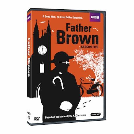 Father Brown: Season Five DVD & Blu-ray
