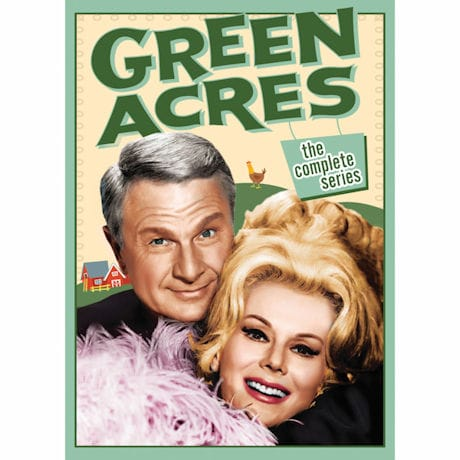 Green Acres: The Complete Series DVD