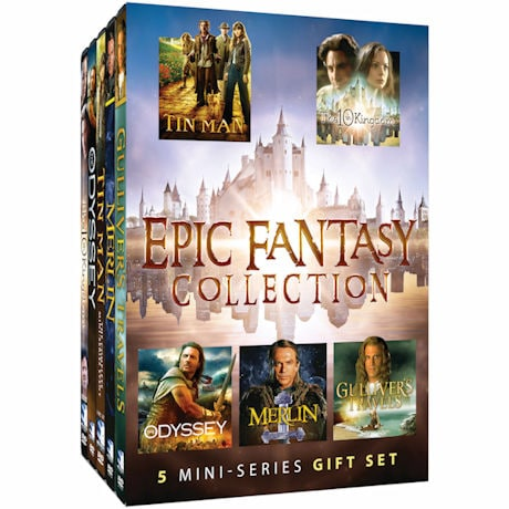 Epic Fantasy Collection DVD