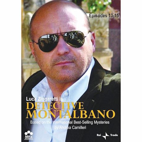 Detective Montalbano Episodes 13-15 DVD