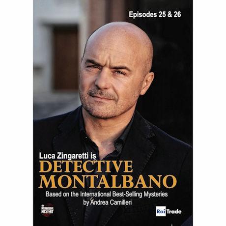 Detective Montalbano Episodes 25-26 DVD