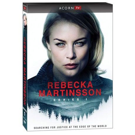 Rebecka Martinsson, Series 1 DVD
