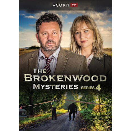 Brokenwood Mysteries: Series 4 DVD & Blu-ray