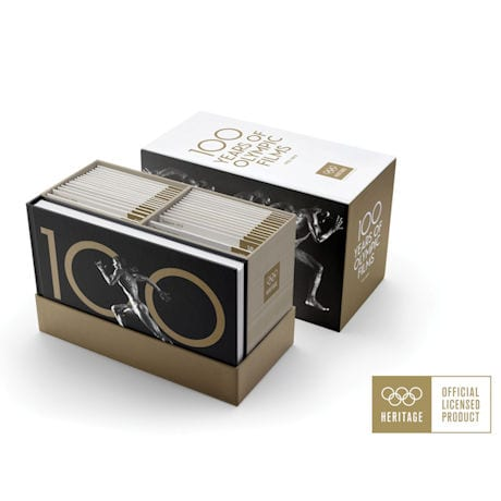 100 Years of Olympic Films (The Criterion Collection) DVD & Blu-ray