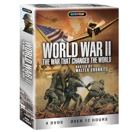 World War II: The War That Changed the World DVD