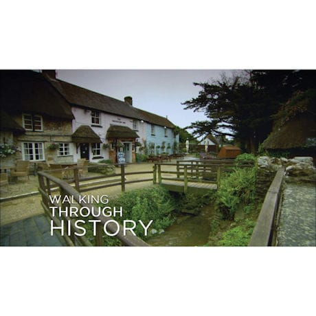Walking Through History with Tony Robinson: Series 3 DVD