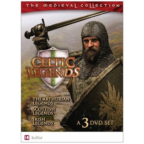 Celtic Legends Box Set DVD