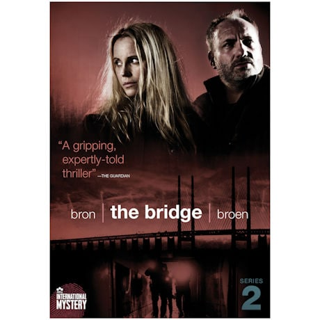 The Bridge: Season 2 DVD
