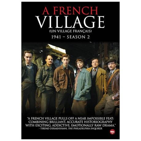 A French Village: Season 2 DVD