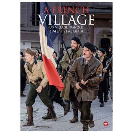 A French Village: Season 4 DVD