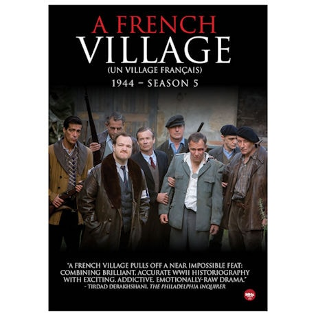 A French Village: Season 5 DVD