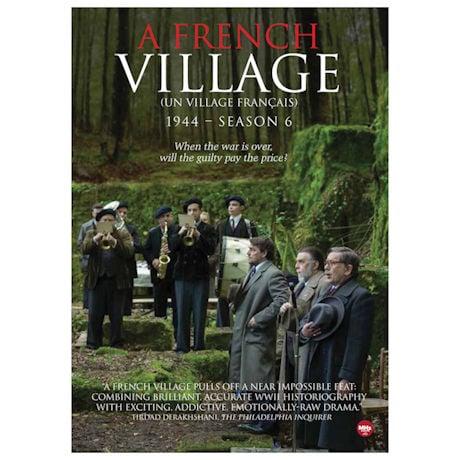 A French Village: Season 6 DVD
