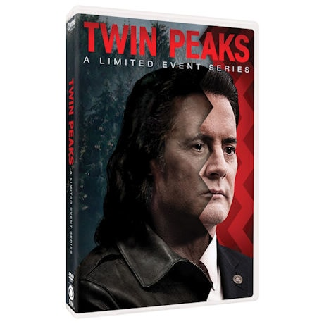 Twin Peaks: A Limited Edition Series DVD & Blu-ray
