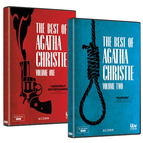 The Best of Agatha Christie: Volumes One and Two