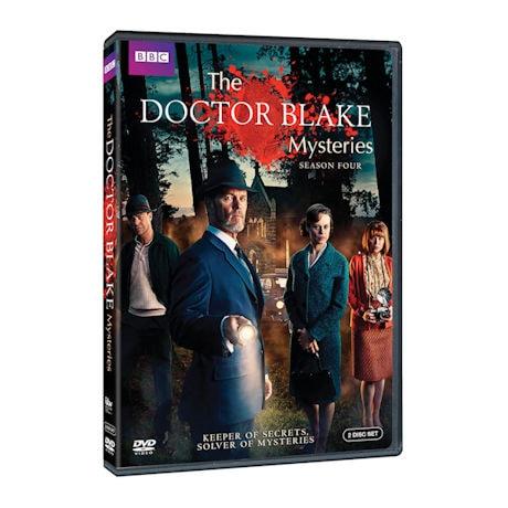 Doctor Blake Mysteries: Season Four DVD