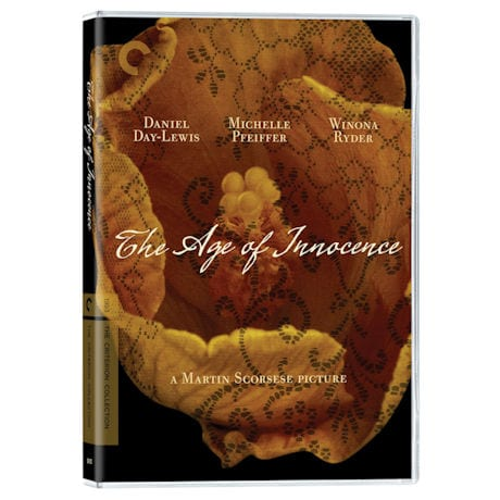The Criterion Collection: Age of Innocence DVD & Blu-ray
