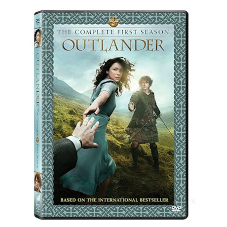Outlander: The Complete Season 1 (Volume 1 and 2) DVD
