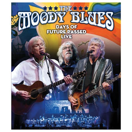Moody Blues - Days of Future Passed Live DVD & Blu-ray