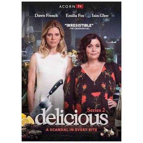 Delicious, Series 2 DVD