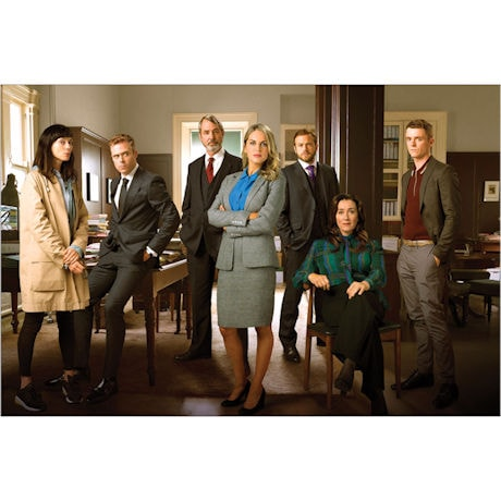 Striking Out: Series 2 DVD