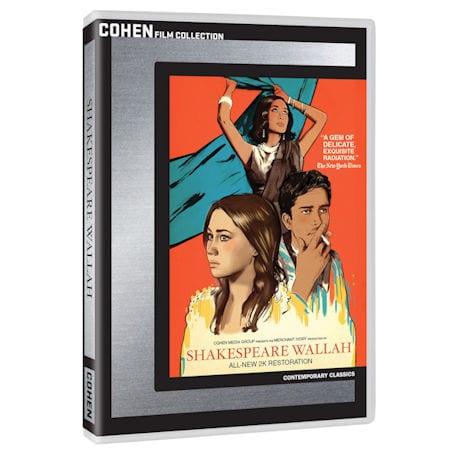 Shakespeare Wallah DVD & Blu-ray