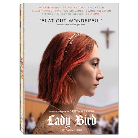Lady Bird DVD & Blu-ray