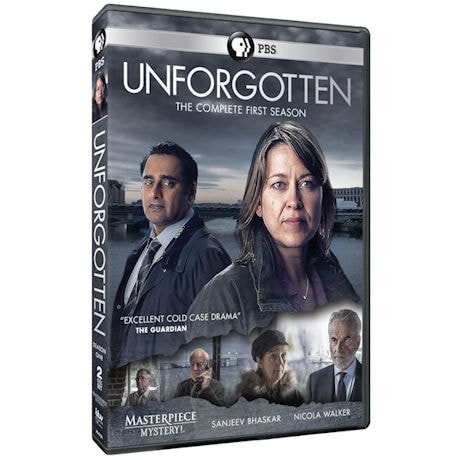 Unforgotten: Season One DVD & Blu-ray