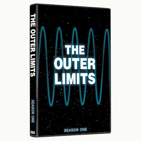 The Outer Limits (1963-1964) Season 1 DVD & Blu-ray