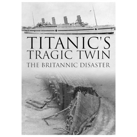 Titanic's Tragic Twin DVD