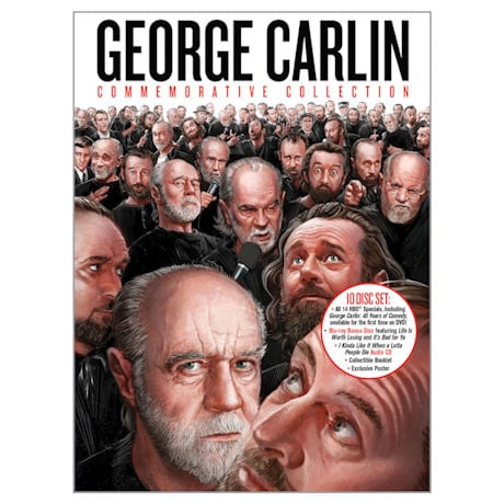 George Carlin Commemorative Collection DVD